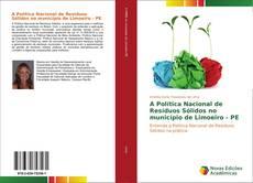 Capa do livro de A Política Nacional de Resíduos Sólidos no município de Limoeiro - PE