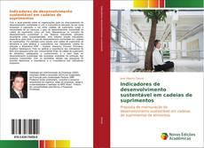 Capa do livro de Indicadores de desenvolvimento sustentável em cadeias de suprimentos