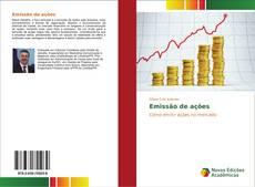 Bookcover of Emissão de ações