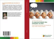 Bookcover of A expressividade das emoções na fala