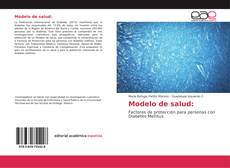 Bookcover of Modelo de salud: