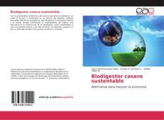 Portada del libro de Biodigestor casero sustentable