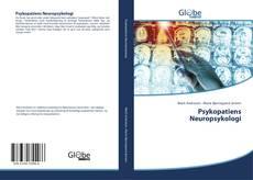 Обложка Psykopatiens Neuropsykologi