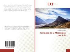 Principes de la Mécanique des Sols kitap kapağı