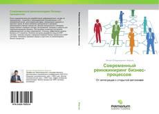 Portada del libro de Современный реинжиниринг бизнес-процессов