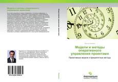 Bookcover of Модели и методы оперативного управления проектами