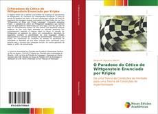 Couverture de O Paradoxo do Cético de Wittgenstein Enunciado por Kripke