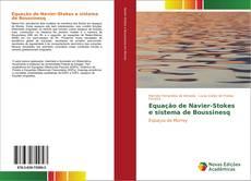 Bookcover of Equação de Navier-Stokes e sistema de Boussinesq