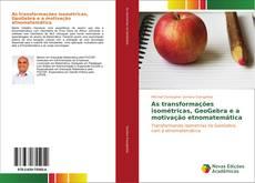 Portada del libro de As transformações isométricas, GeoGebra e a motivação etnomatemática