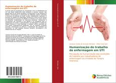 Couverture de Humanização do trabalho de enfermagem em UTI