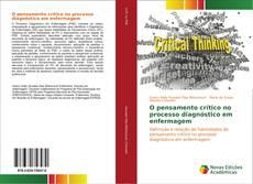 Copertina di O pensamento crítico no processo diagnóstico em enfermagem