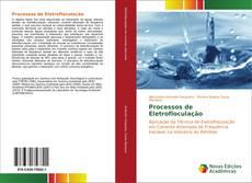 Capa do livro de Processos de Eletrofloculação
