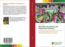 Desafios da Política de Segurança Pública kitap kapağı