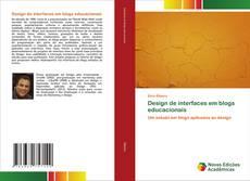 Buchcover von Design de interfaces em blogs educacionais