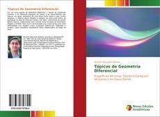 Capa do livro de Tópicos de Geometria Diferencial