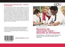 Borítókép a  Dinámica de relaciones tutor – docente en formación - hoz