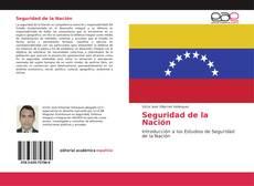 Bookcover of Seguridad de la Nación