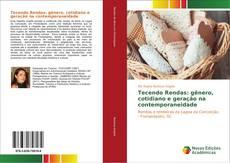 Buchcover von Tecendo Rendas: gênero, cotidiano e geração na contemporaneidade