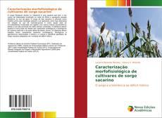 Copertina di Caracterização morfofisiológica de cultivares de sorgo sacarino