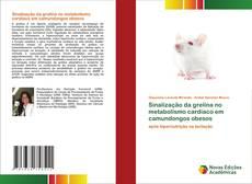 Bookcover of Sinalização da grelina no metabolismo cardíaco em camundongos obesos