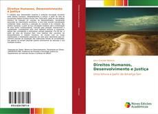 Buchcover von Direitos Humanos, desenvolvimento e Justiça