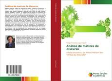 Bookcover of Análise de matizes de discurso