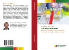 Capa do livro de Ensino de Ciências