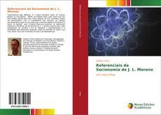 Portada del libro de Referenciais da Socionomia de J. L. Moreno
