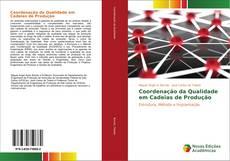 Portada del libro de Coordenação da Qualidade em Cadeias de Produção