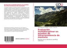 Обложка Evaluación multidisciplinar en pruebas de ultrarresistencia de montaña