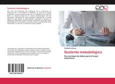 Borítókép a  Sustento metodológico - hoz