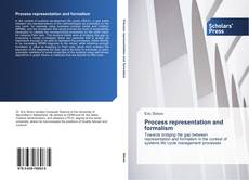 Bookcover of Process representation and formalism