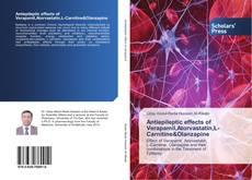 Borítókép a  Antiepileptic effects of Verapamil,Atorvastatin,L-Carnitine&Olanzapine - hoz