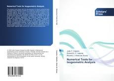 Portada del libro de Numerical Tools for Isogeometric Analysis
