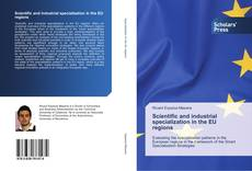 Bookcover of Scientific and industrial specialization in the EU regions