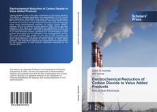 Capa do livro de Electrochemical Reduction of Carbon Dioxide to Value Added Products