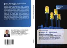 Bookcover of Kinetics of Combustion Reactions at High Temperatures and Pressures