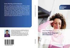 Bookcover of Career Planning and Development