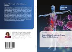 Capa do livro de Role of CD4 T cells in Friend Retroviral Infection