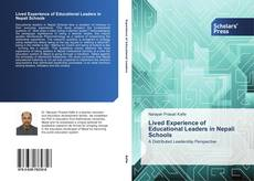 Couverture de Lived Experience of Educational Leaders in Nepali Schools