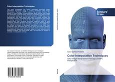 Capa do livro de Color Interpolation Techniques