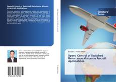 Portada del libro de Speed Control of Switched Reluctance Motors in Aircraft Applications