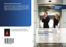 Copertina di Exploring Strategic Management