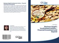 Обложка Business Angel's Involvement actions – Financial Investment and beyond