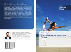 Borítókép a  Effects of Exercise on Physical Fitness - hoz