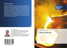Bookcover of Lithium Glasses