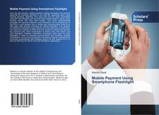 Buchcover von Mobile Payment Using Smartphone Flashlight