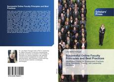 Successful Online Faculty Principles and Best Practices的封面