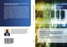 Portada del libro de ISO 9001:2008 and its Influence on Government Supply Chain Departments