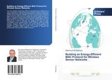 Capa do livro de Building an Energy-Efficient MAC Protocol for Wireless Sensor Networks